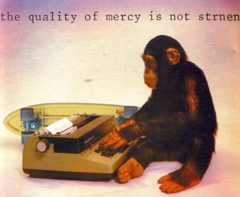 Satyr's Comedy Corner Monkey12