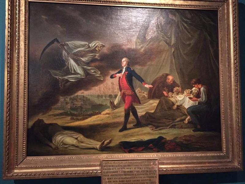 - Exposition Versailles et l'Indépendance américaine - Page 2 13631412