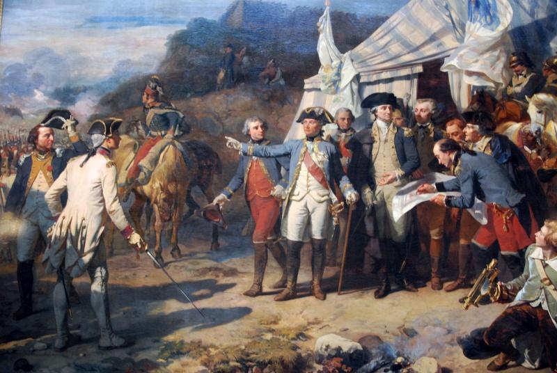 - Exposition Versailles et l'Indépendance américaine - Page 2 Couder10