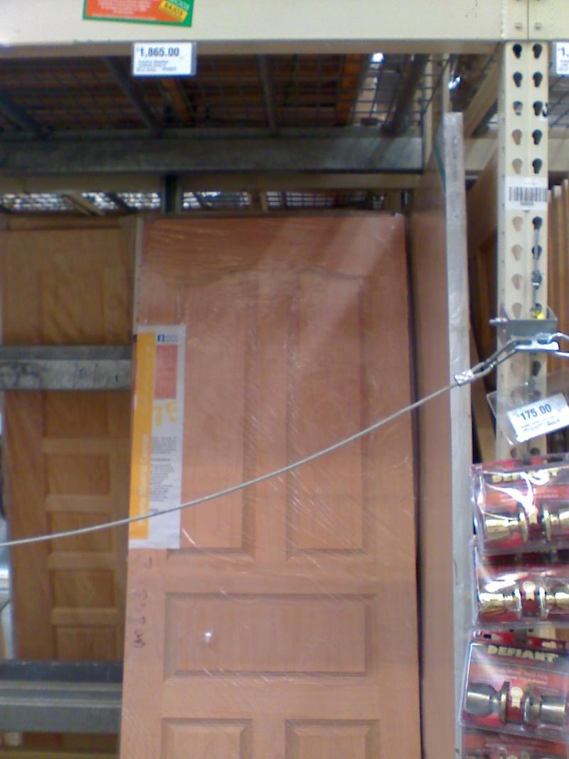 New Doors 08031012