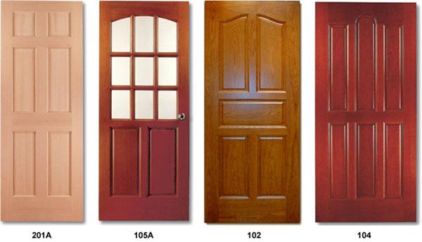 New Doors Timber10