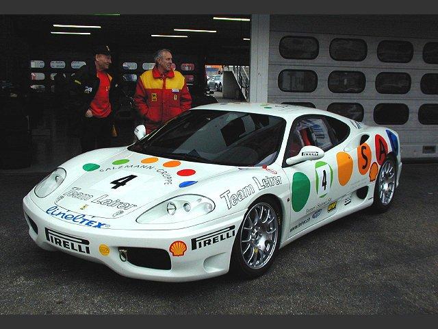 WIP Ferrari F 360 Modena Challenge  - Page 2 Sag210