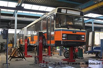 Rénovation d'un Van Hool AG280 de la Société Nationale des Chemins de Fer Vicinaux (5748) 2016_013