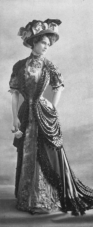 [Histo] Robe belle époque 4edd5510