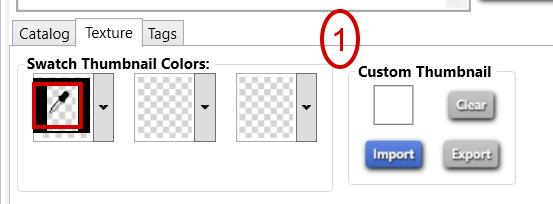 [Fiche] Obtenir les couleurs exactes pour les vignettes de la palette Les_co10