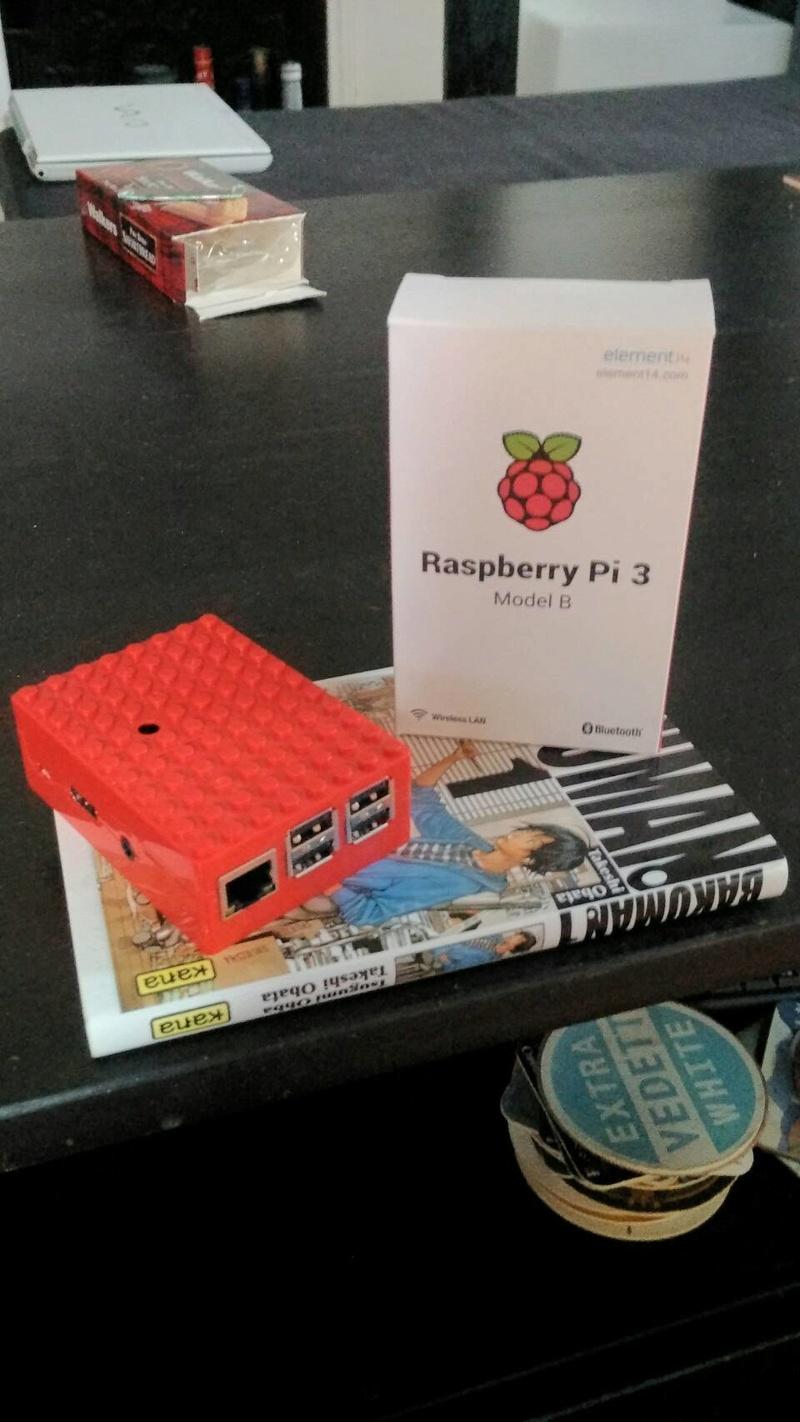 [RETRO GAMING] RECALBOX avec le Raspberry PI - Conseils & Entre-aide  14699810