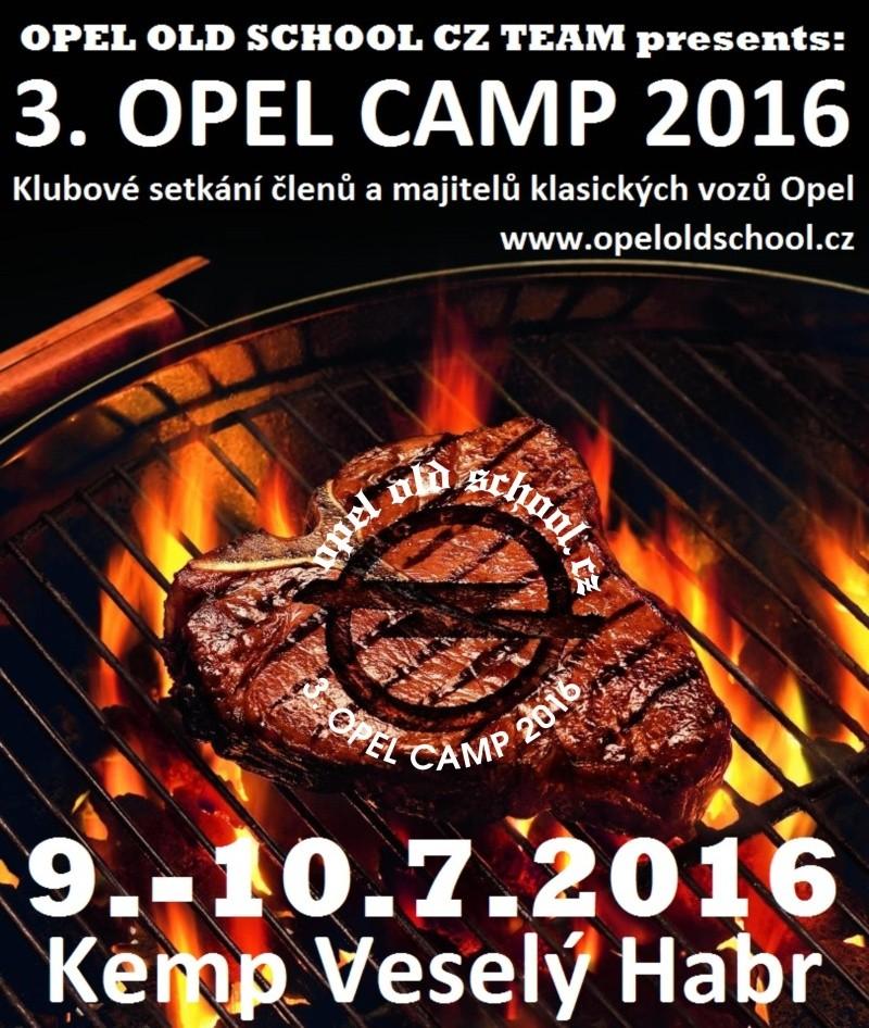 3. OPEL OLD SCHOOL CAMP 2016 Opel_o11