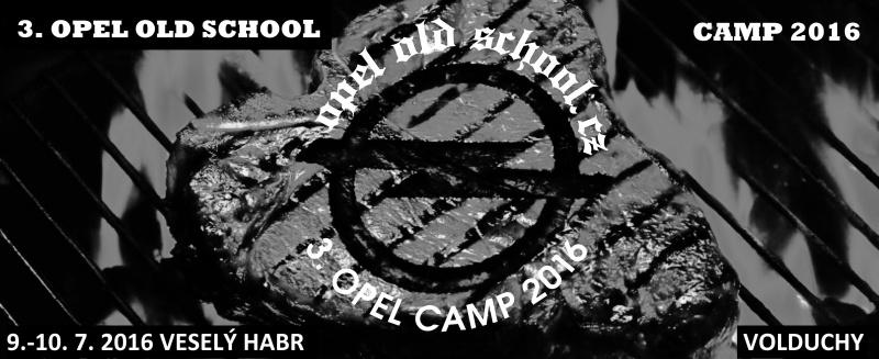 3. OPEL OLD SCHOOL CAMP 2016 Opel_o12