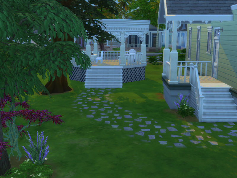 MerryWiddow's Sims 4 Building and WIP Showcase Back10