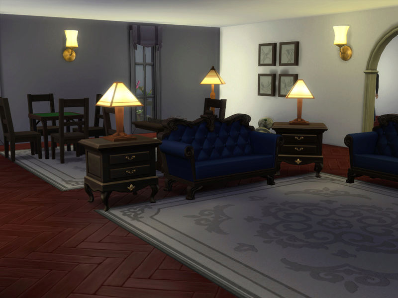 MerryWiddow's Sims 4 Building and WIP Showcase Baseme11