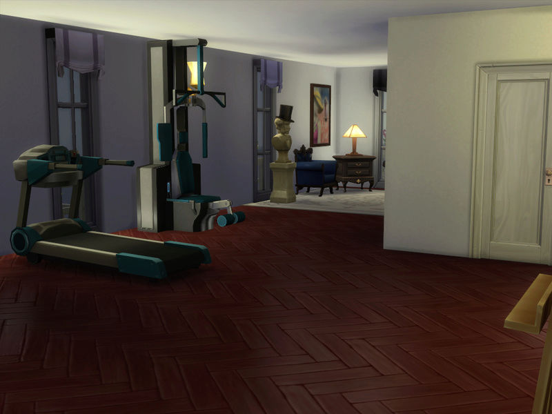 MerryWiddow's Sims 4 Building and WIP Showcase Baseme12