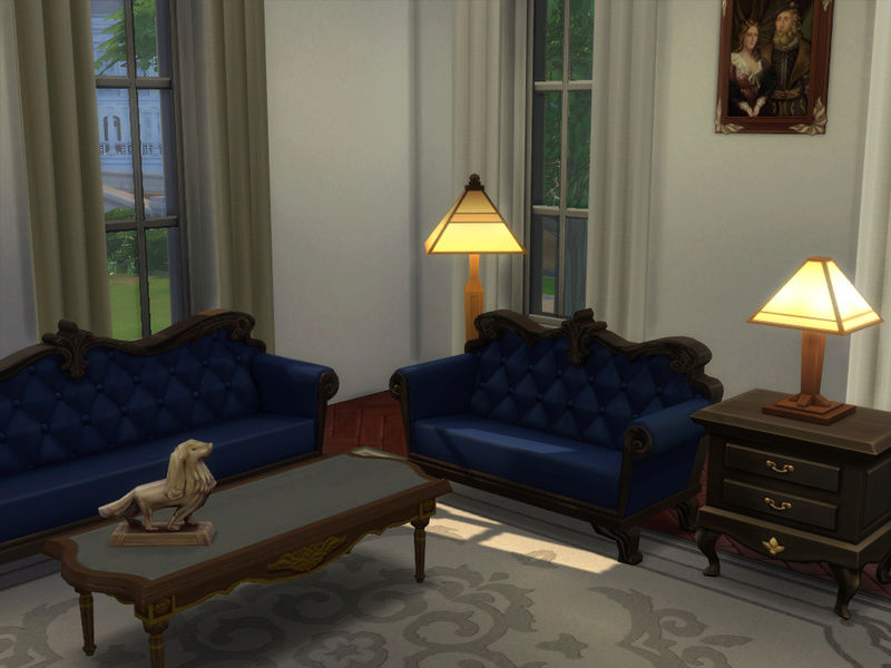MerryWiddow's Sims 4 Building and WIP Showcase Dining10