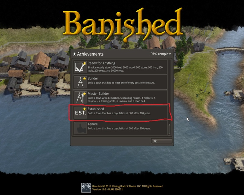 Banished and Minecraft Play - Page 9 Establ10