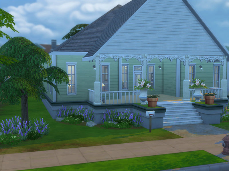 MerryWiddow's Sims 4 Building and WIP Showcase Front10