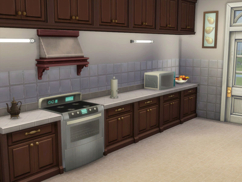 MerryWiddow's Sims 4 Building and WIP Showcase Kitche10