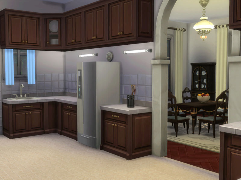 MerryWiddow's Sims 4 Building and WIP Showcase Kitche11