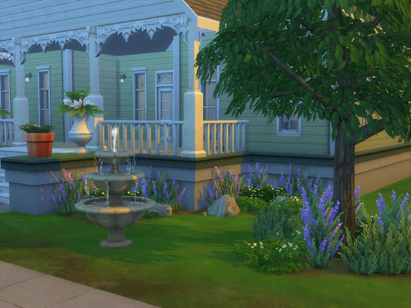 MerryWiddow's Sims 4 Building and WIP Showcase Landsc10