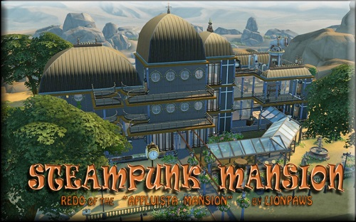 The Sims Creators' Consortium - Portal Steamp10
