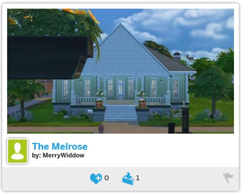 MerryWiddow's Sims 4 Building and WIP Showcase The_me10