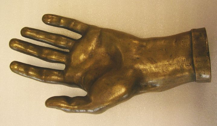 CLASSIC HAND CASTS: Beethoven, Chopin, Listz + more! 11208610