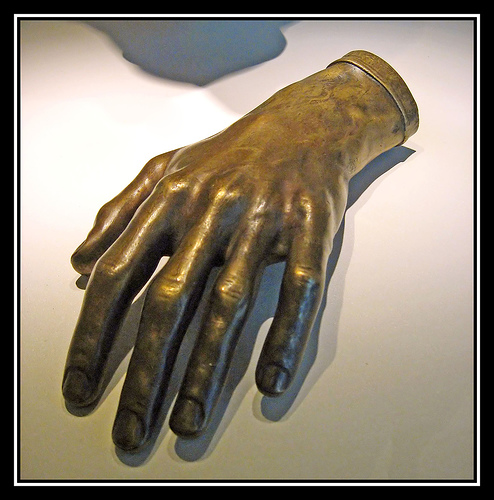 CLASSIC HAND CASTS: Beethoven, Chopin, Listz + more! 20523910