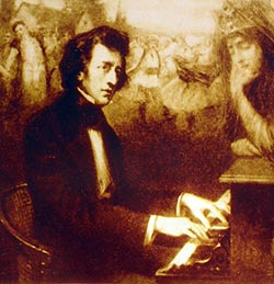 CLASSIC HAND CASTS: Beethoven, Chopin, Listz + more! Chopin10