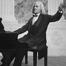 CLASSIC HAND CASTS: Beethoven, Chopin, Listz + more! Liszt-10