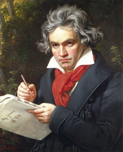 CLASSIC HAND CASTS: Beethoven, Chopin, Listz + more! Ludwig10
