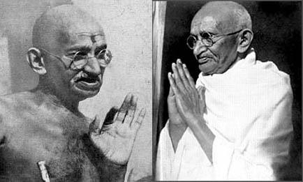Mahatma Gandhi (1869-1948) - spiritual leader of India Mahatm10