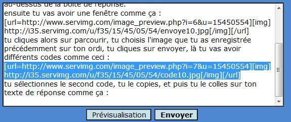 attention quand vous récupérer des photos ou de images d'un site de ne pas voler la bande passante d'un autre site. Visu10