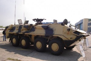 Romanian Armed Forces Saur1-13