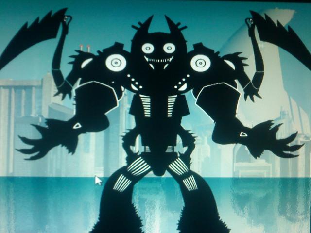 [Fan-Art] Vos portraits-robots du site officiel Hero Factory - Page 4 Dsc01813