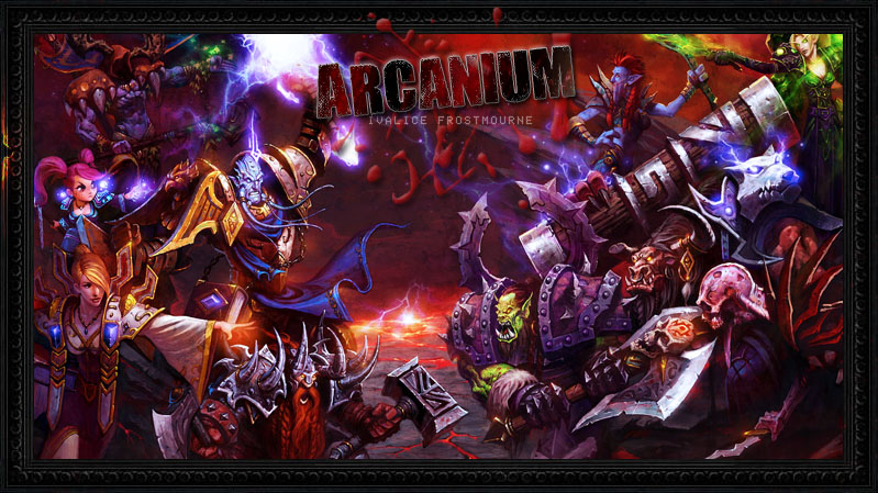 ARCANIUM (Ivalice Frostmourne)