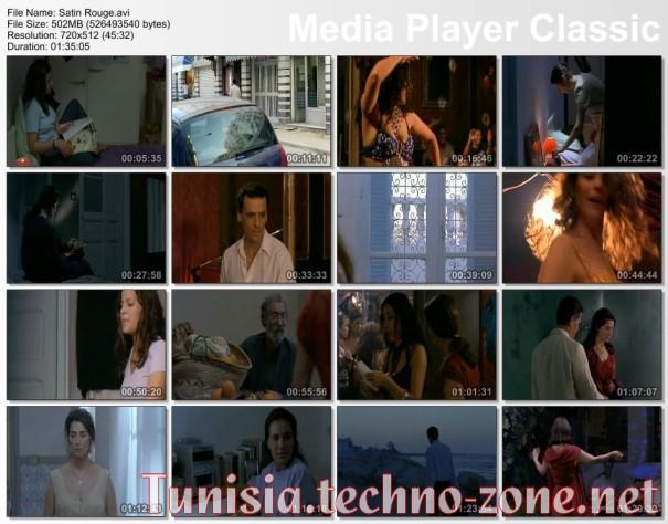 تحميل فيلم الحرير الاحمر التونسي  satin rouge 117