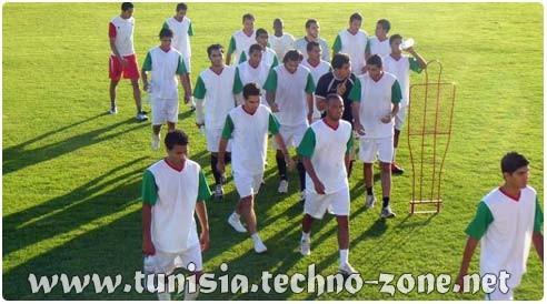 الملعب التونسي يستهل موسمه بالفوز 20107210