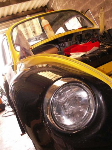 Yellow project (vw 1302 L de 70) 25258011