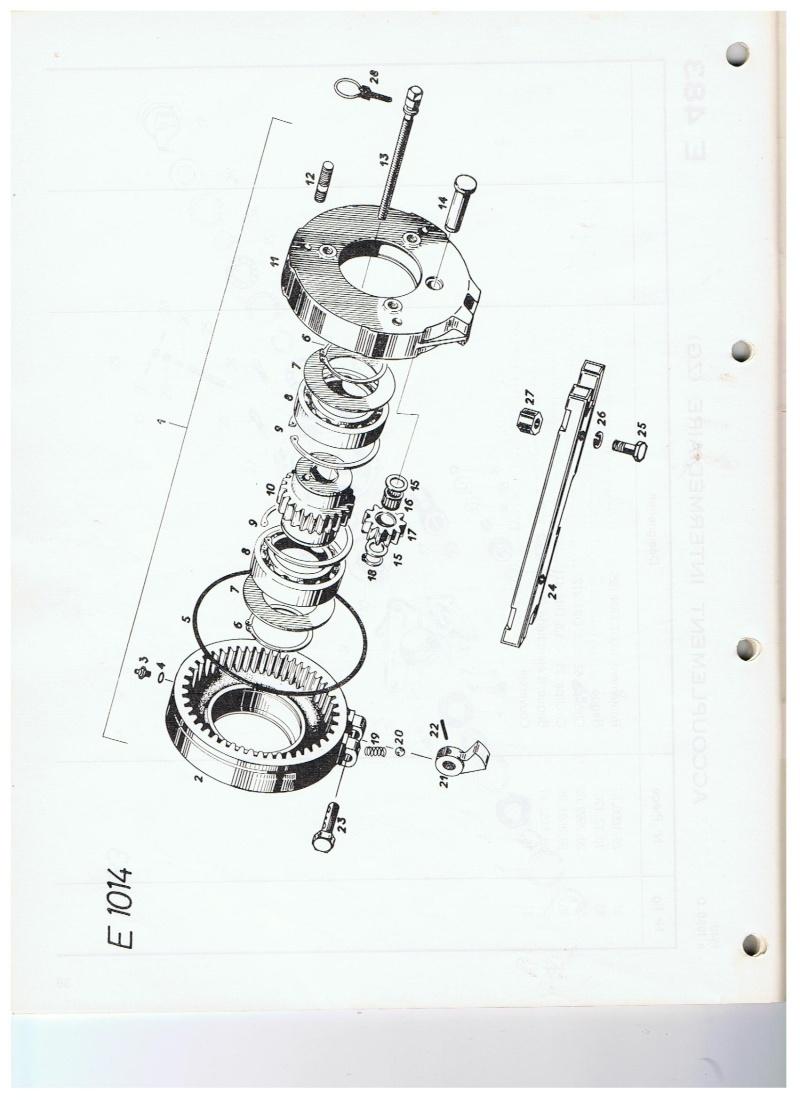 moyeux reducteurs ;  04210