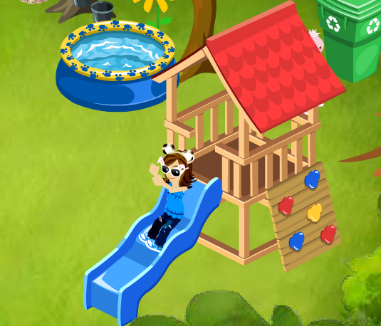 New Playground Set! Sage12