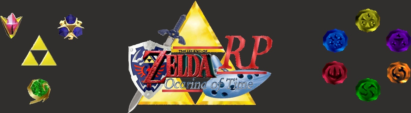 Legend of Zelda: Ocarina of Time RP Game