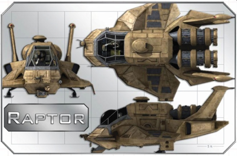 Vehicles - Planetcraft Bsg-i-30