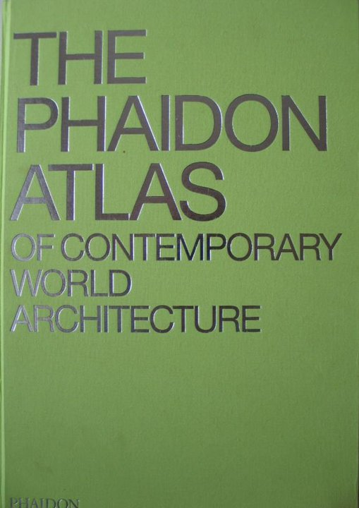 Phaidon Atlas of Contemporary World Architecture 15502710