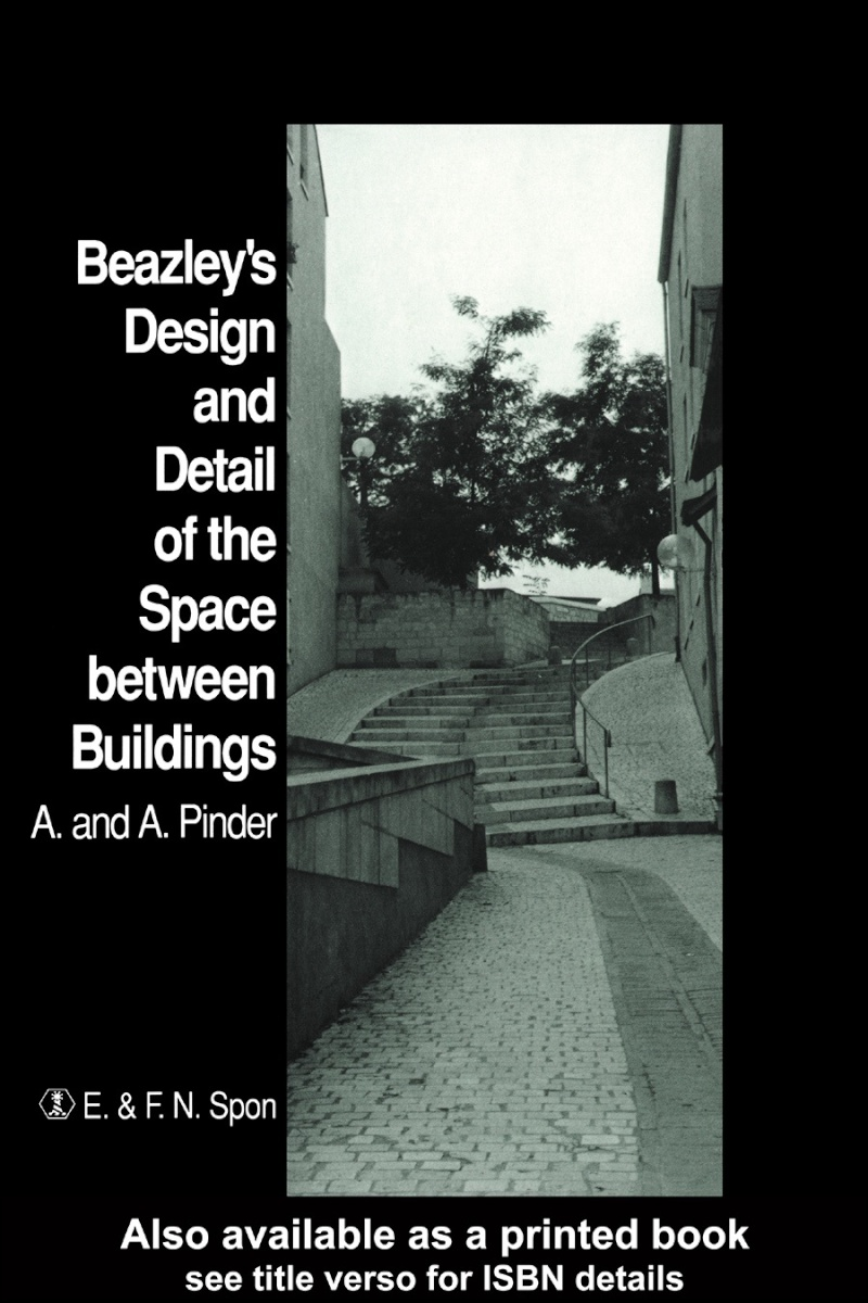 Beazley's Design and Detail of the Space between buildings B11