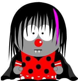 Bubbles The Clown Meh1010