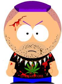 Bleeding Skull Joe Efed611