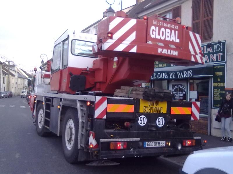 Les grues de GLOBAL Levage (France) 11042012