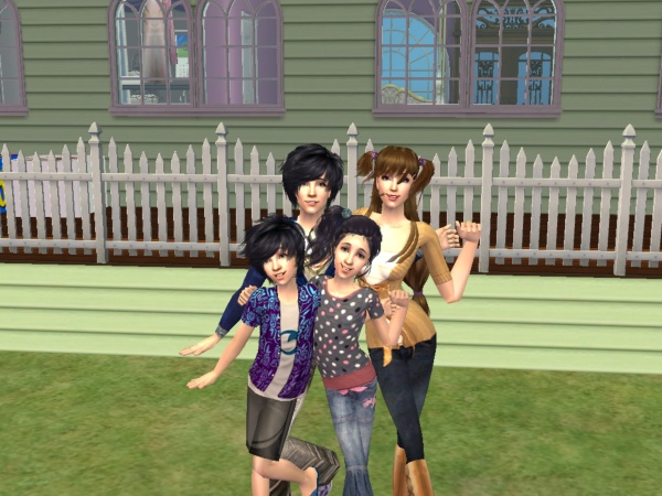 This house and sims? Bestie10