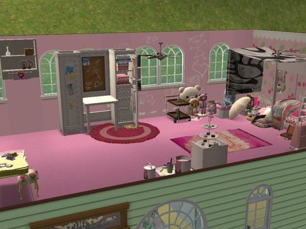 This house and sims? Daught10