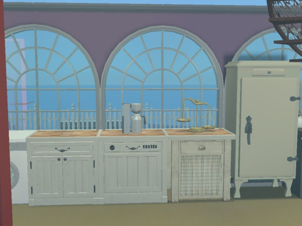 This house and sims? Kitche10