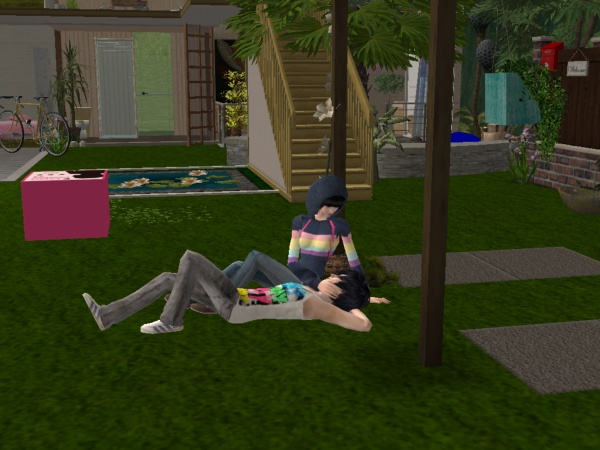 Flickr pics of my sims. - Page 2 Lovers11
