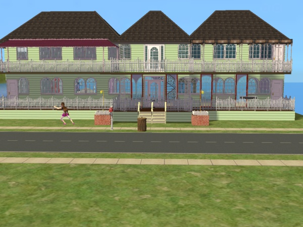 This house and sims? The_wh10